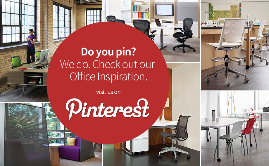 Do You Pin? We do. Check out our Office Inspiration