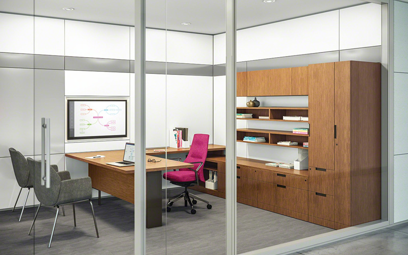 Office design ideas for small business joy studio design for Small office interior design ideas pictures
