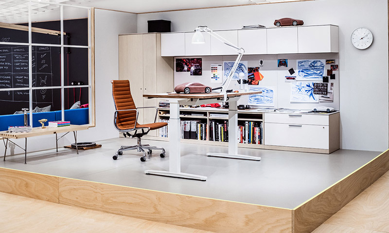 Herman Miller Living Office