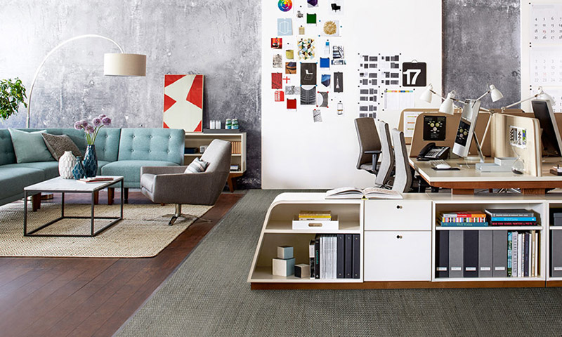 New West Elm Workspace Showroom