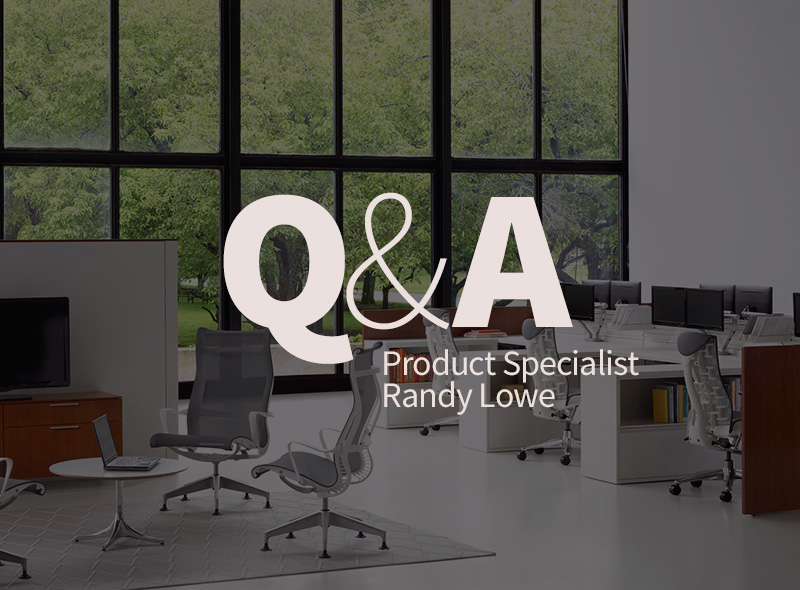 Ask a Product Specialist: Randy Lowe