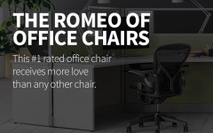 The Romeo of Office Seating