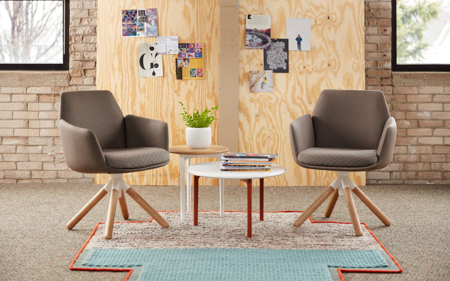 7 Top Interior Design Trends for 2016 (NeoCon)
