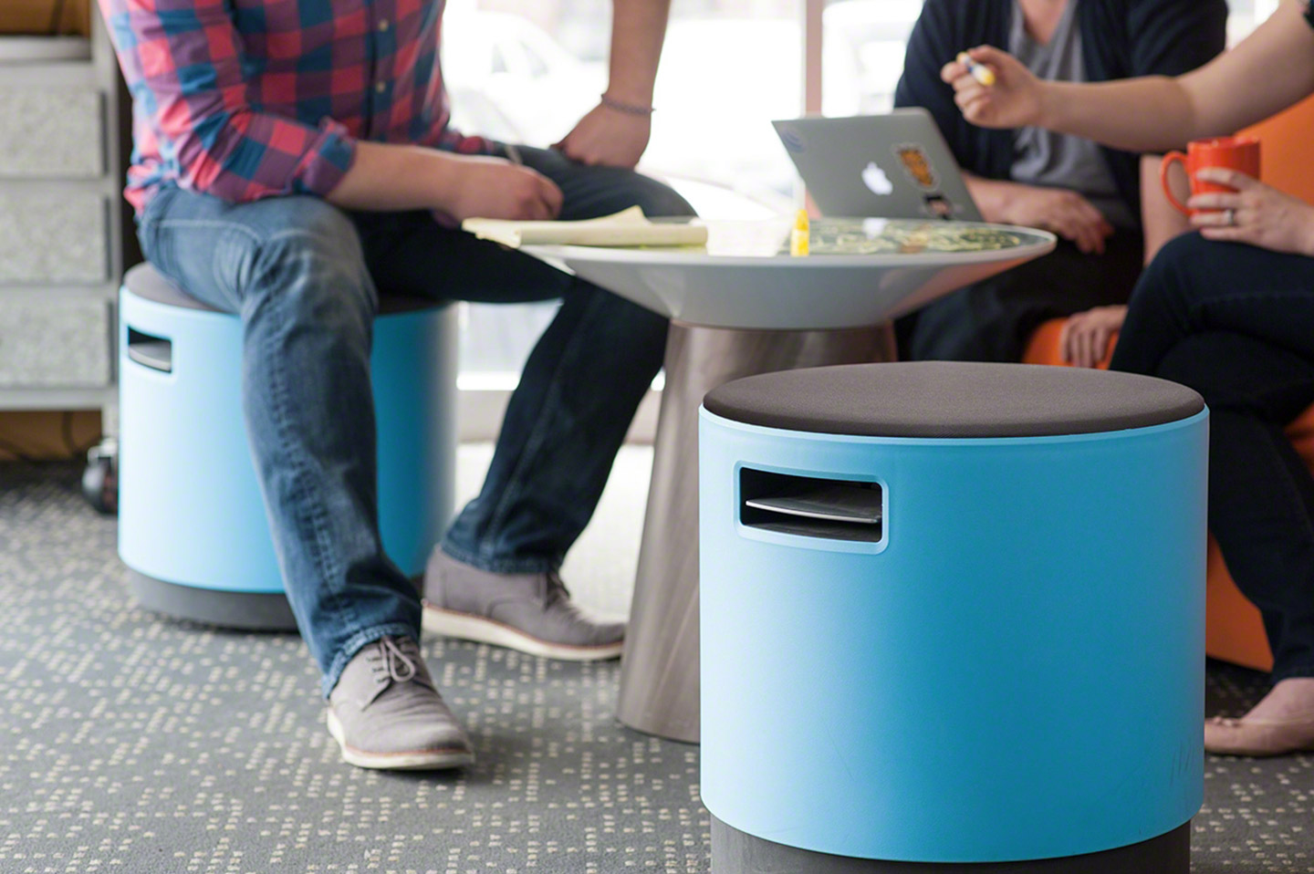 4 Fun Pieces of Furniture to Liven Up a Dull Office