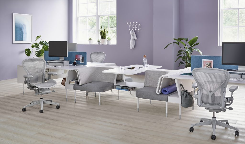 Mineral Aeron Chair® by Herman Miller®
