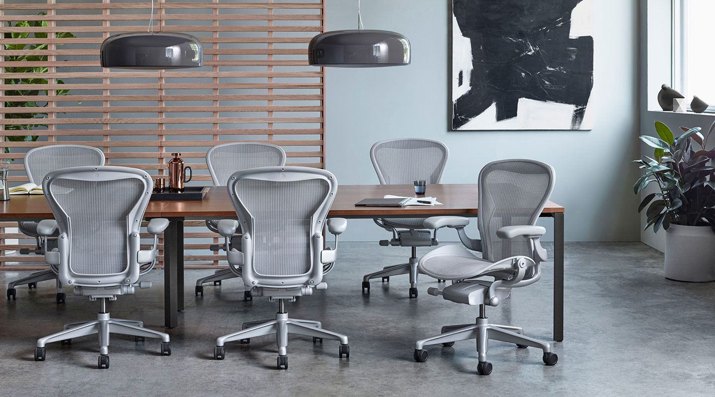 This Iconic Office Chair just got a Makeover