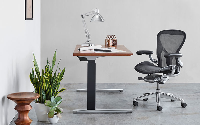 Iconic Aeron Chair Remastered