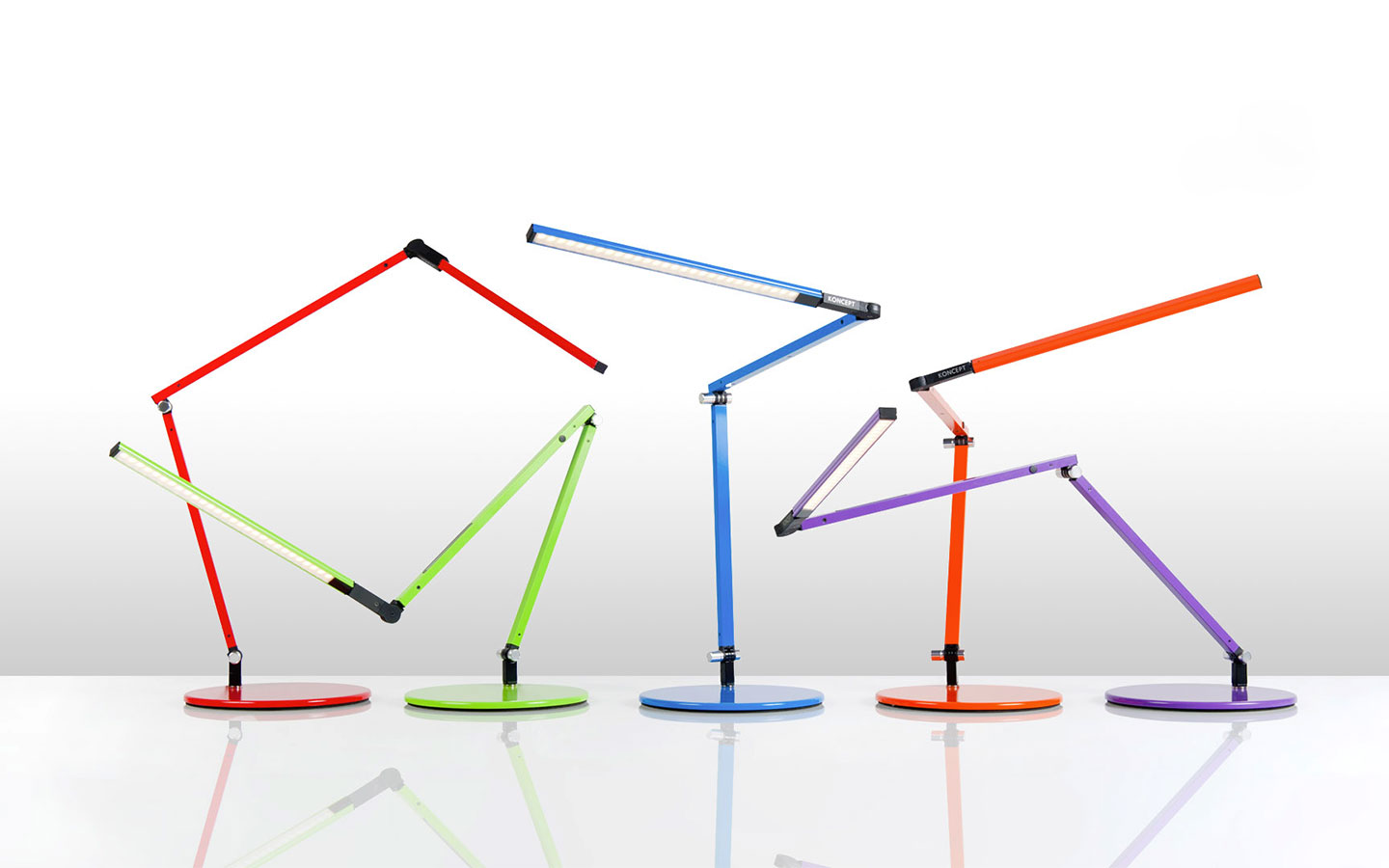 5 Great Desk Light Options For The Modern Office