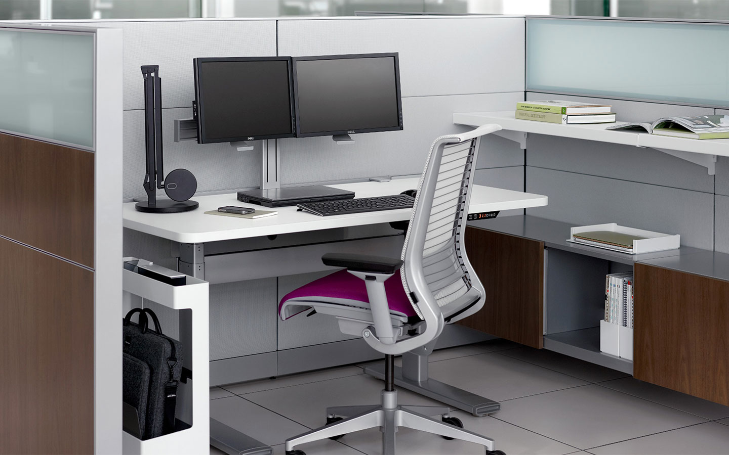 The Health Benefits Of A Sit-Stand Desk