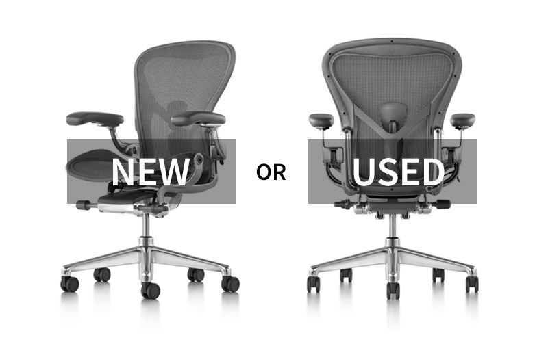 On an Office Budget? Consider Buying Used Chairs