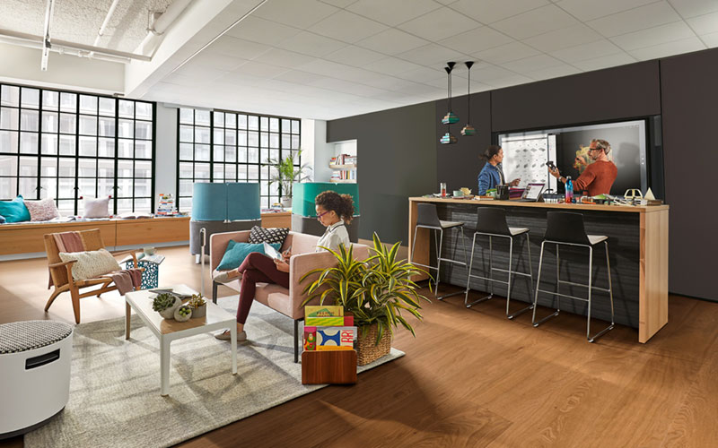 Adaptive Workspaces