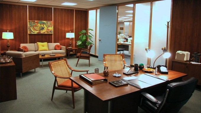 Exceptionnel Mid Century Modern Is Making A Comeback In Office Design U2014 Office Designs  Blog