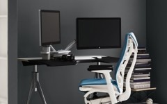 Ergonomic workstations can help workers find relief from neck pain and contribute to a more comfortable, productive environment.