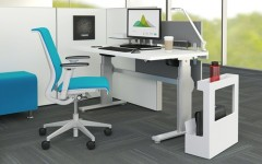 Sit-to-stand desks come with a plethora of benefits to employee health, productivity and return on investment.