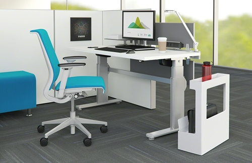 4 benefits of the sittostand desk Office Designs Blog