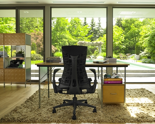The anatomy of task seating
